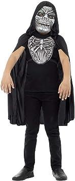 Halloween enia – Disfraz de Mujer Guateada para niños, máscara ...