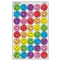 TREND enterprises, Inc. Silly Smiles superSpots Stickers-Sparkle, 160 ct