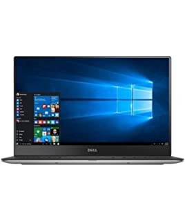 Amazon Com Dell Xps9360 3591slv 13 3 Laptop 7th Generation Intel