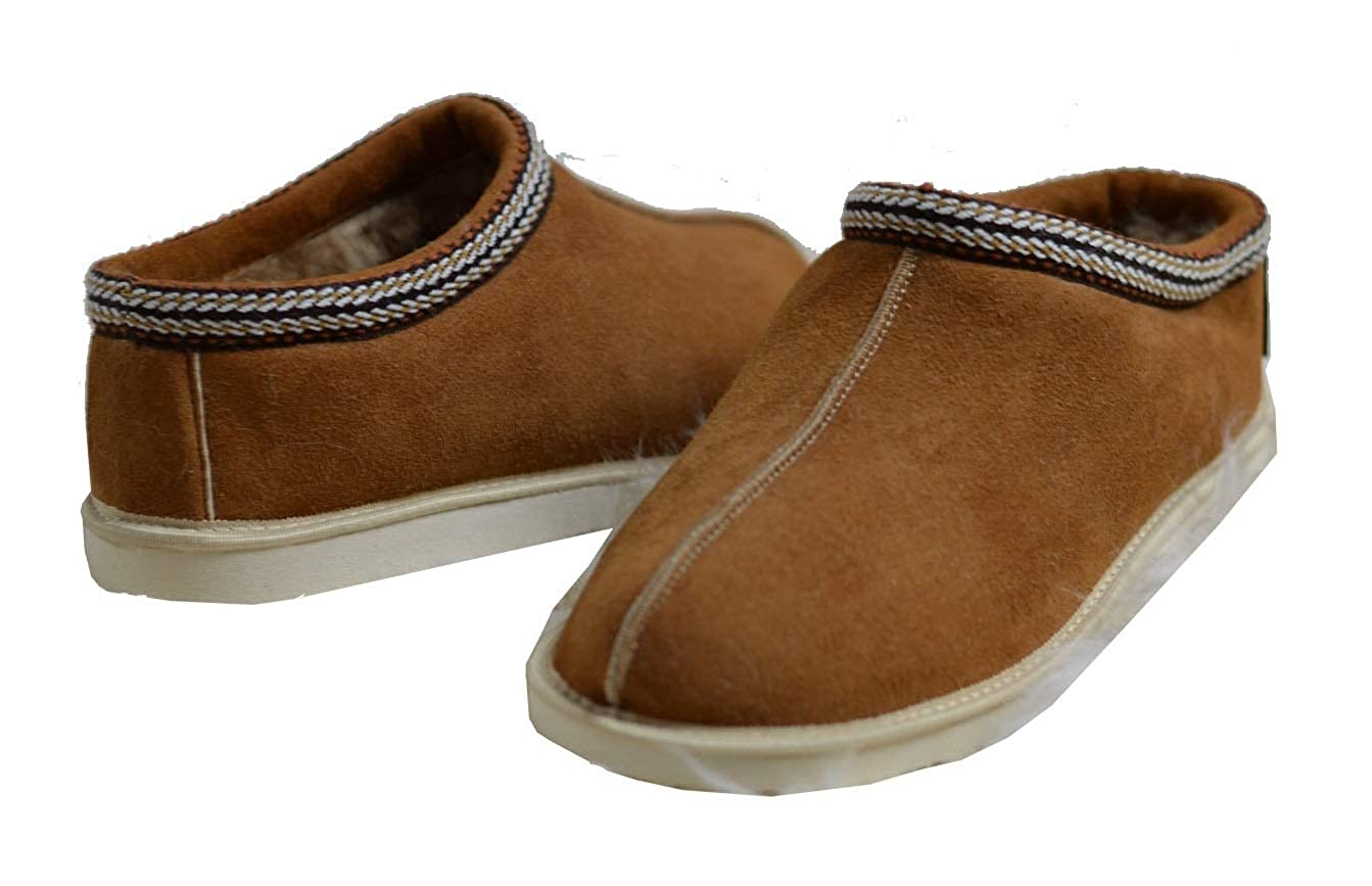 ac8f9d5d2c7 Yeti & Sons New Hand Crafted Luxury Men's Unisex Sheepskin Ankle ...