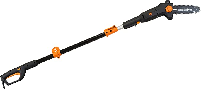 WEN 4019 Electric Telescoping Pole Saw - Best for Comfort