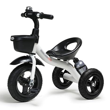 Triciclos Triciclo de niños Bicicleta 2-3-6 Años de edad Bicicleta de coche