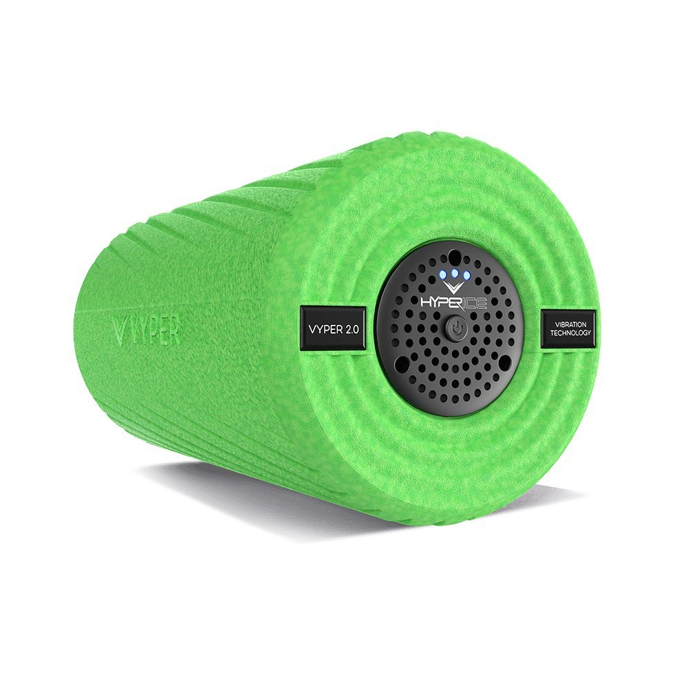 Hyperice Vyper 2.0 Vibrating Massage Foam Roller: for Crossfit, Yoga, Trigger Point, Stretching & Recovery by Hyperice (Image #1)