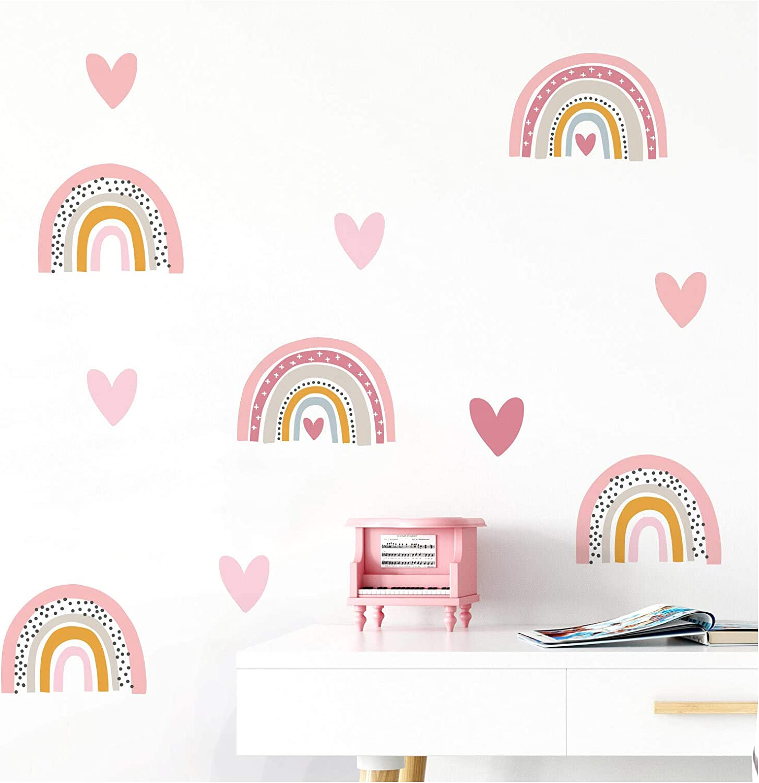 Dekoration Little Deco Wandtattoo Kinderzimmer Aufkleber Madchen 2 Katzen Sticker Dl413 Mobel Wohnen Blog Vr Com Br