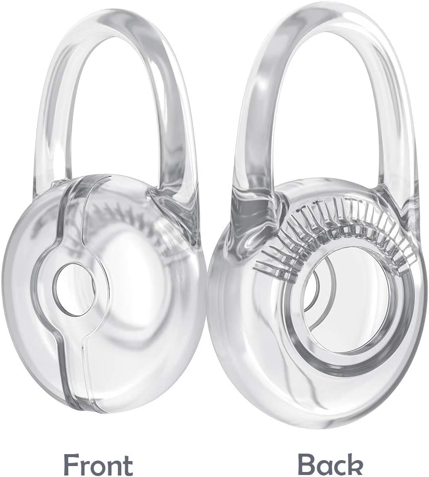 Wiki VALLEY Voyager Edge Eartips Earbud Gel Ear-Tips for Plantronics Voyager Edge V3200 V3240 V3280 Wireless Bluetooth Ear Kits Replacement-Mix Size