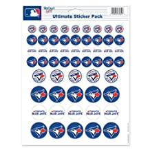 MLB Vinyl Sticker Sheet