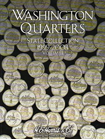 Washington Quarters: State Collection, Vol. 1: 1999-2003 - State Quarter Collection