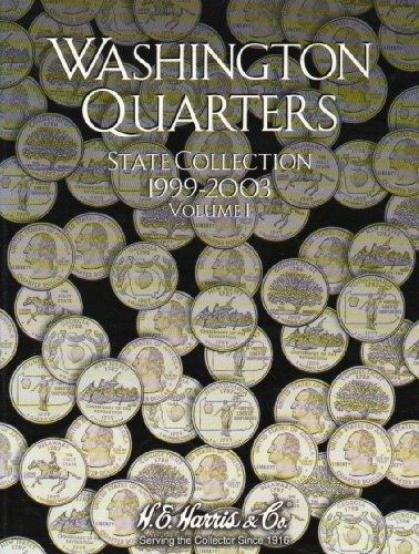 1999 2004 State Quarter - Washington Quarters: State Collection, Vol. 1: 1999-2003