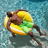 Big Joe Fruit Slice Pool Float, Lemon