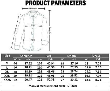 Camisa Casual Polo para Hombres, Aves Multicolores de poliéster Imprimir Camisetas, Camisas de Manga Corta de la Moda con la Solapa, 001, XXXL: Amazon.es: Ropa y accesorios