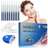 Tandenbleek set-Teeth Whitening Kit verrijkt met natuurlijke ingrediënten-Teeth Whitening Kit tegen gele tanden-10 stuks