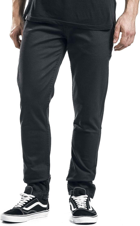 Dickies Mens Slim Skinny 5-Pocket Pant