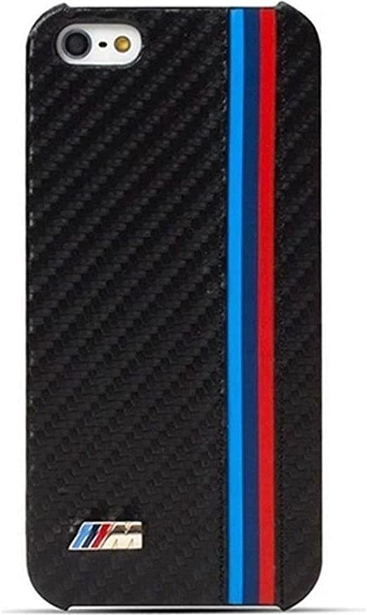 BMW M Collection Hard Case for iPhone 5/5S/SE - Carbon Effect
