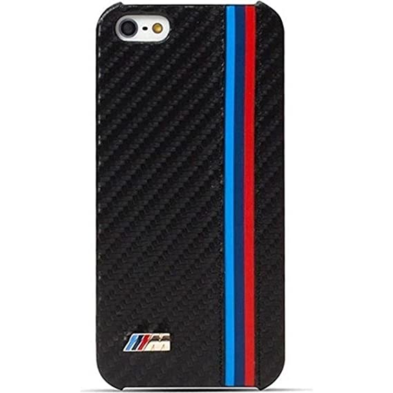 timeless design b827b 4d19e BMW M Collection Hard Case for iPhone 5/5S/SE - Carbon Effect