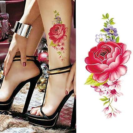 7pcs Gran tatuaje mangas del brazo del tatuaje impermeable | Se ...