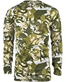 Mojo Flats Camo UPF 50 Performance Fishing Shirt