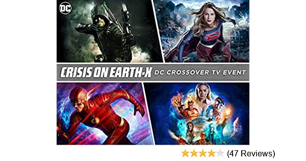 Amazon com: Watch Crisis on Earth-X | Prime Video