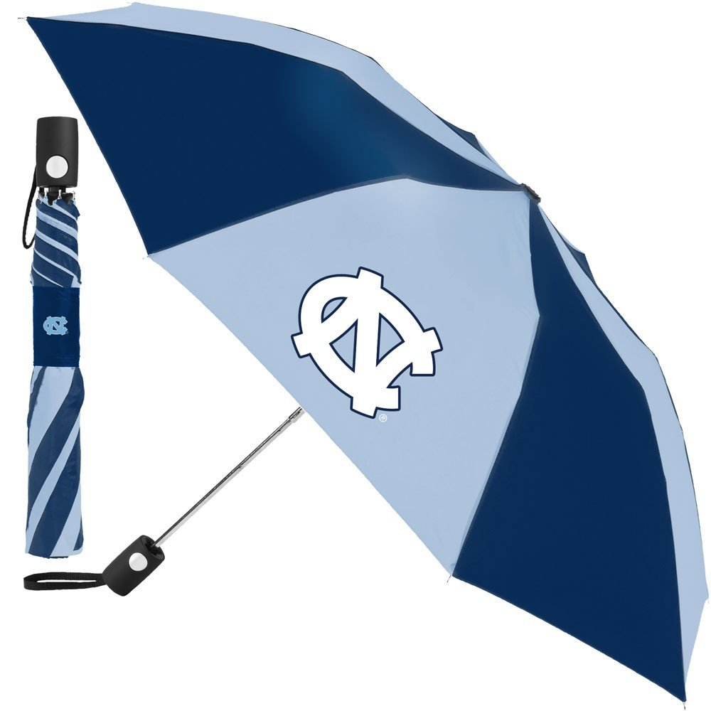 NCAA McArthur North Carolina Tar Heels UNC 42'' Folding Umbrella
