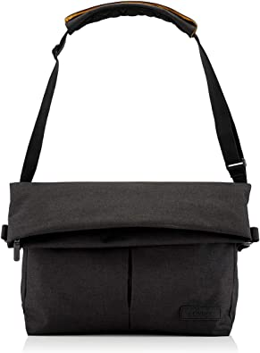 voltaje Majestuoso Fanático  Amazon.com: Crumpler Unisex Rocket Booster Laptop Messenger Bag Black  Marle: Shoes