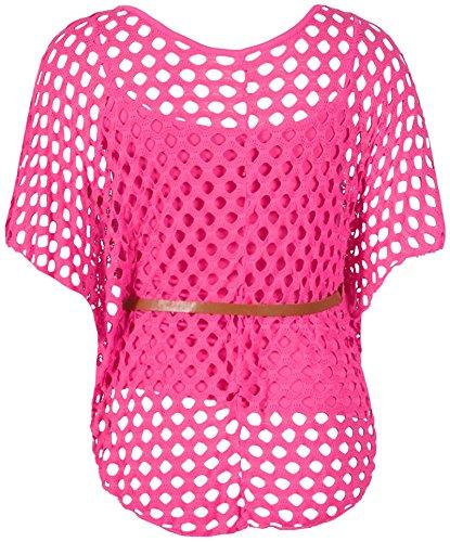 Empi Top Souris Ceinture Encolure Manche Chauve Femme Purple Hanger Crochet C5qgxOxwz