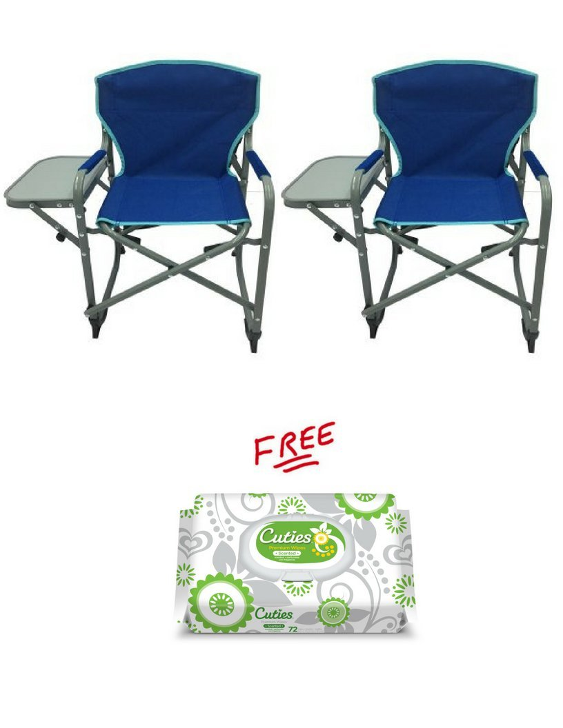 Admirable Convenient Portable And Durable Ozark Trail Kids Director Ibusinesslaw Wood Chair Design Ideas Ibusinesslaworg