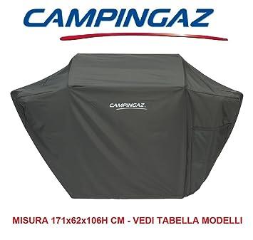 Toalla carcasa original para barbacoa Campingaz Modelo BBQ Premium XXXL costruito (poliéster 100%)