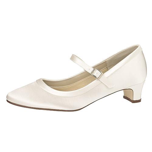 Elsa Coloured Shoes Zapatos con Tacón Mujer, Color, Talla 40