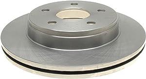 ACDelco 18A1324A Advantage Non-Coated Front Disc Brake Rotor