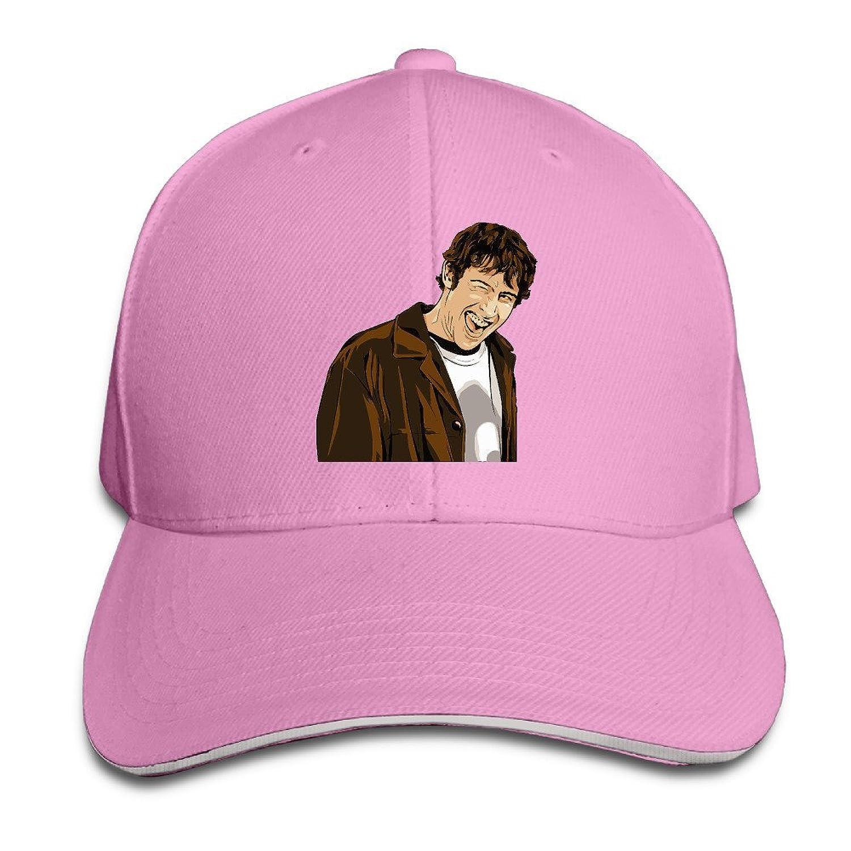 FOODE American Film Directors Smile Peaked Baseball Cap Snapback Hats