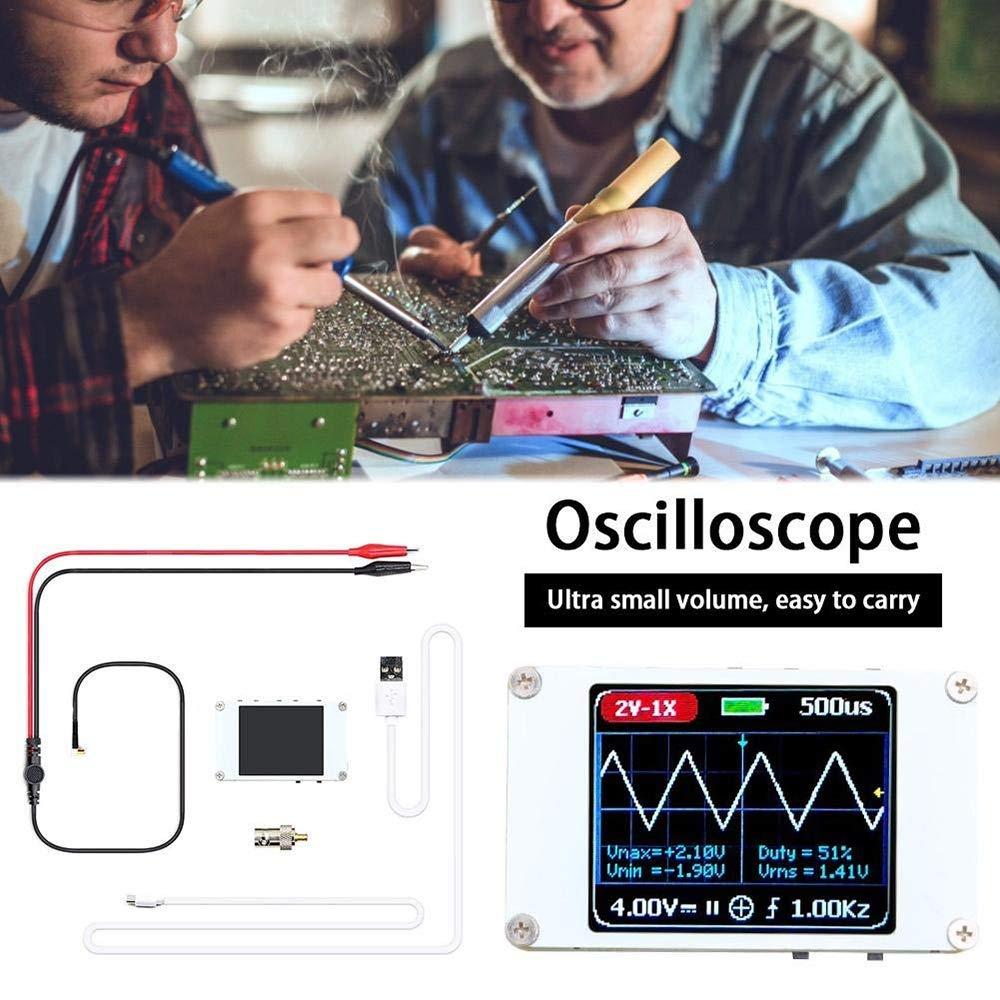 DSO188 Handheld Mini Digitales Oszilloskop Pocket Oscilloscope mit 1M Bandbreite