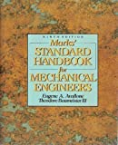 Mark's Standard Handbook for Mechanical Engineers, Baumeister, Theodore, III and Avallone, E. A., 007004127X