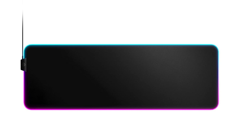 Mouse pad gaming con iluminación 89 x 29 cm (xmp)