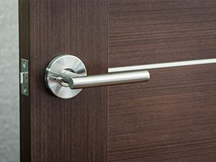 Beau U0026quot;Modernusu0026quot;By Nova Door Lever, Door Handle Privacy / Passage,  Universal