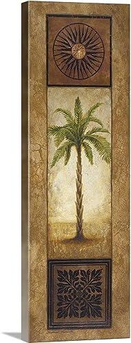 Sago Palm Canvas Wall Art Print