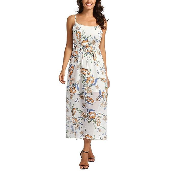 BBestseller Boho Evening Party Vestido de Cóctel Playa Vestido de Verano, Falda de Vendaje Sexy