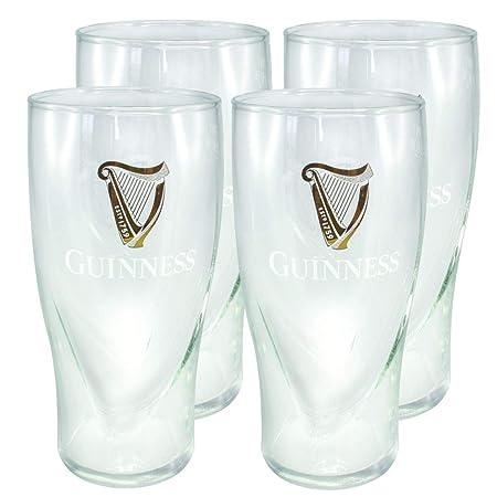 Guinness 20oz Gravity Beer Glass