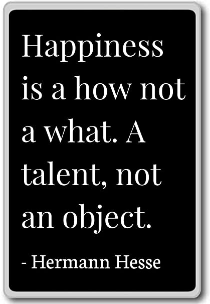 Amazoncom Happiness Is A How Not A What A Talent Not