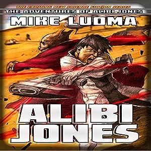 Alibi Jones Audiobook