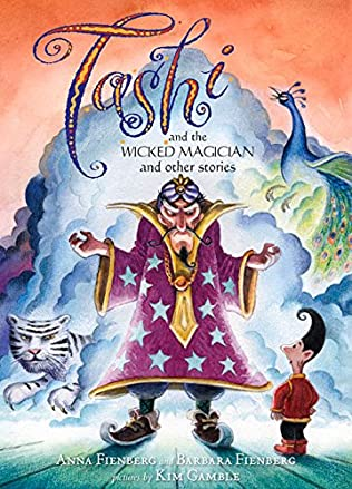 book cover of Tashi and the Wicked Magician