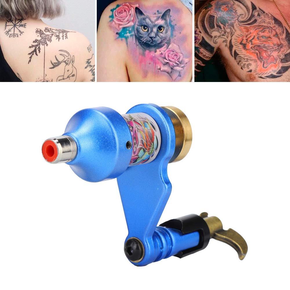 Máquina de tatuaje, dispositivo de tatuaje de motor silencioso ...