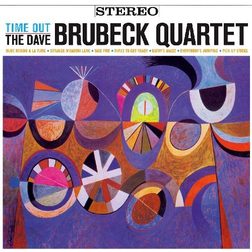 Music : Time Out - The Dave Brubeck Quartet