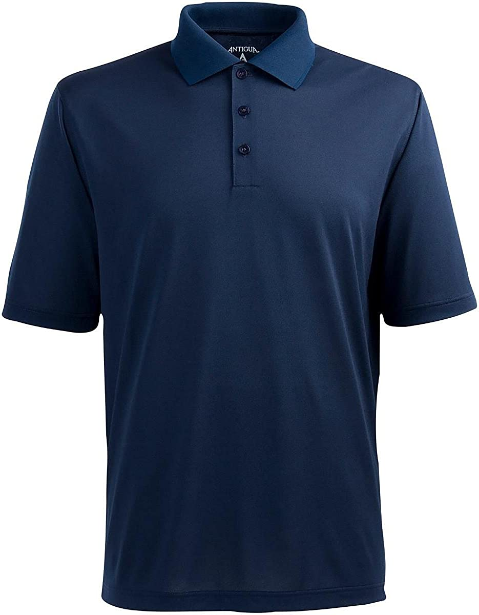 Antigua Men's Pique Xtra-Lite Desert Dry Polo Shirt