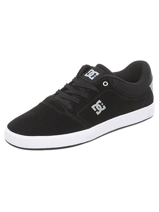 DC Shoes Crisis Sneaker Herren Schwarz (Black Armor)