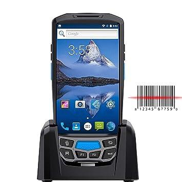 BQ-0071 Android Terminal de Datos portátil con Honeywell 1D ...