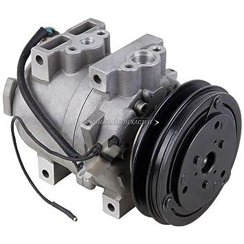 A/C compresor de CA & embrague para Kia Sportage sustituye dkv-14 C