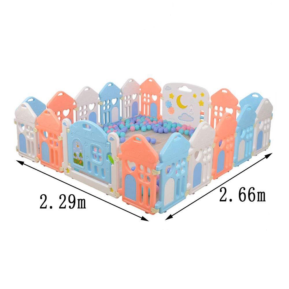 GYH Spiel-Zaun, Familien-Zaun-Kindersicherheits-Zaun Der Freizeitpark der Innenkinder ( ) (größe (größe (größe   1.92  1.92m) B07PK34MJT | Schön und charmant  8d51c2