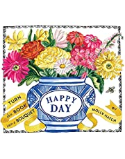 Happy Day (Bouquet in a Book): Turn this Book into a Bouquet