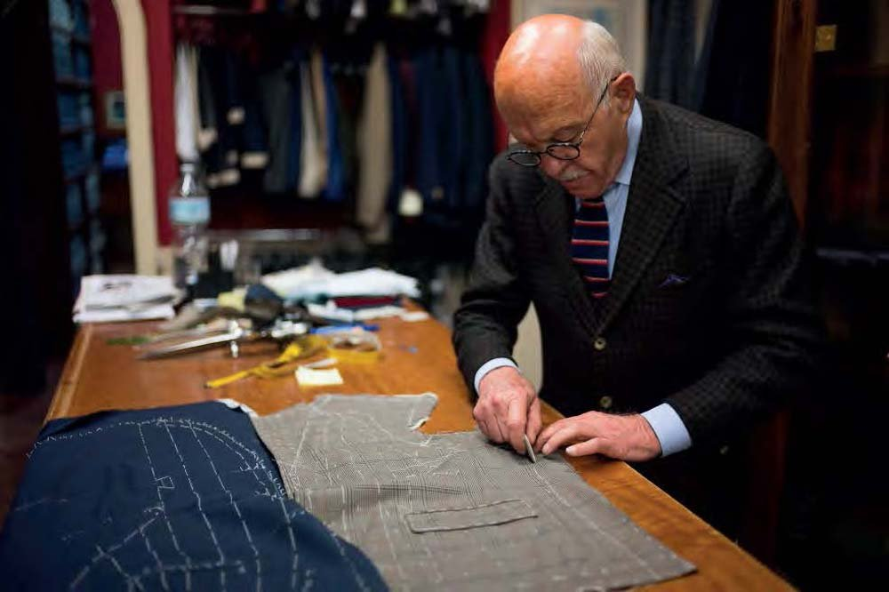 Italian Tailoring: A Glimpse into the World of Sartorial Masters by Skira (Image #7)