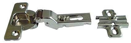 924638 HSI Topfbänder mit Feder für Außentür 0/35mm PB 2 St./pc.