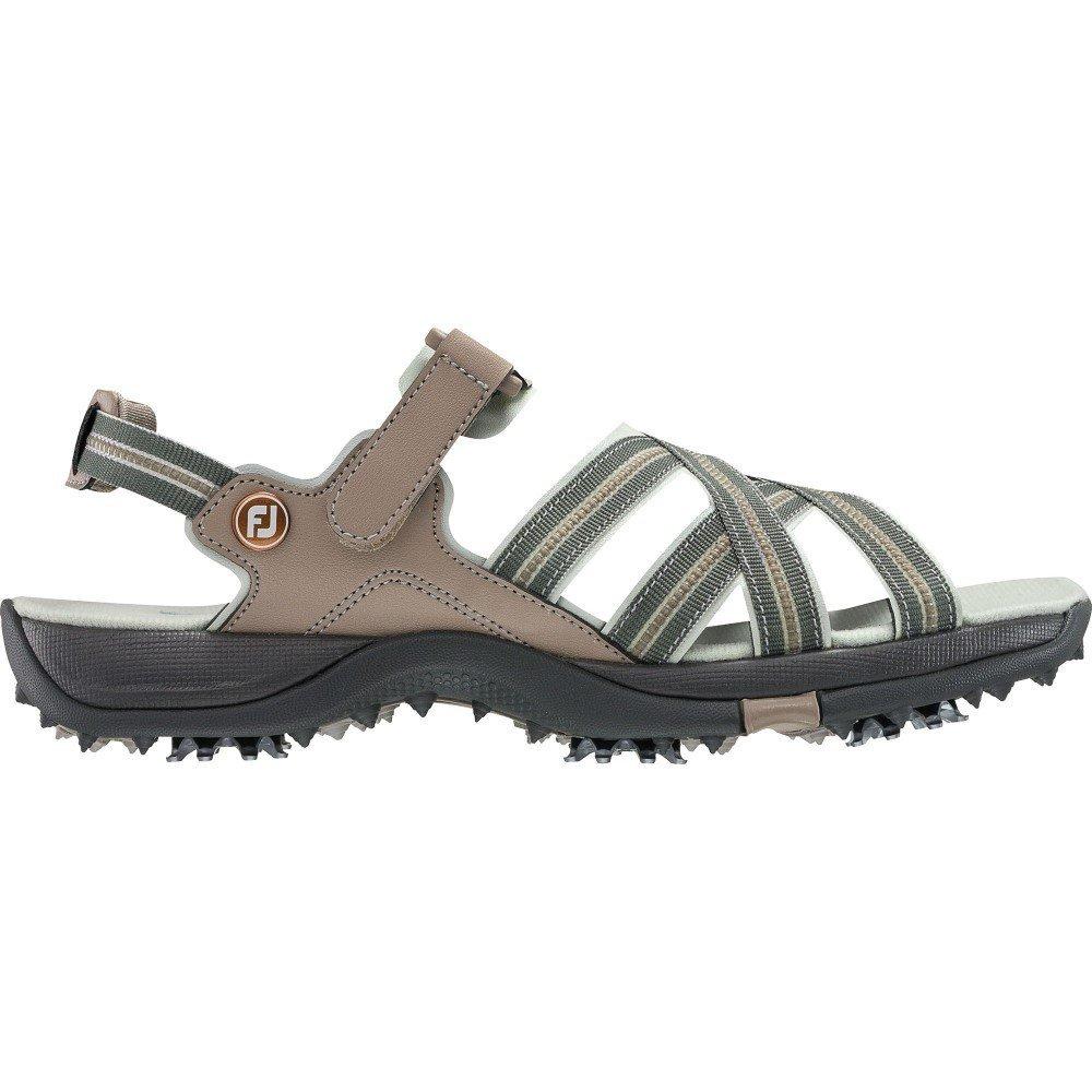 (フットジョイ) FootJoy レディース シューズ靴 サンダルミュール FootJoy Specialty Cleated Golf Sandals [並行輸入品]   B077Y247WG